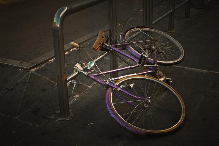 bicicleta ..