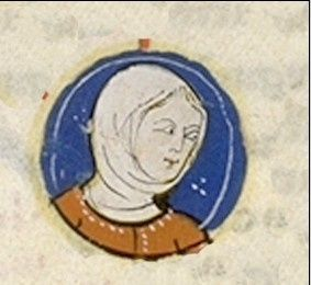 Gerloc *Adele* (d.962) Daughter of Rollo of Normandy and Poppa of Bayeux. Wife to William Towhead