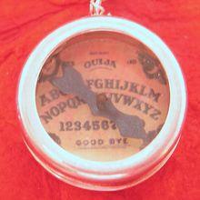Ouija Compass Necklace