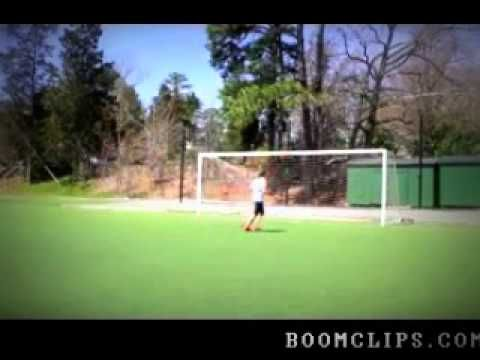 Amazing Girl Shows Off Incredible Soccer Skills