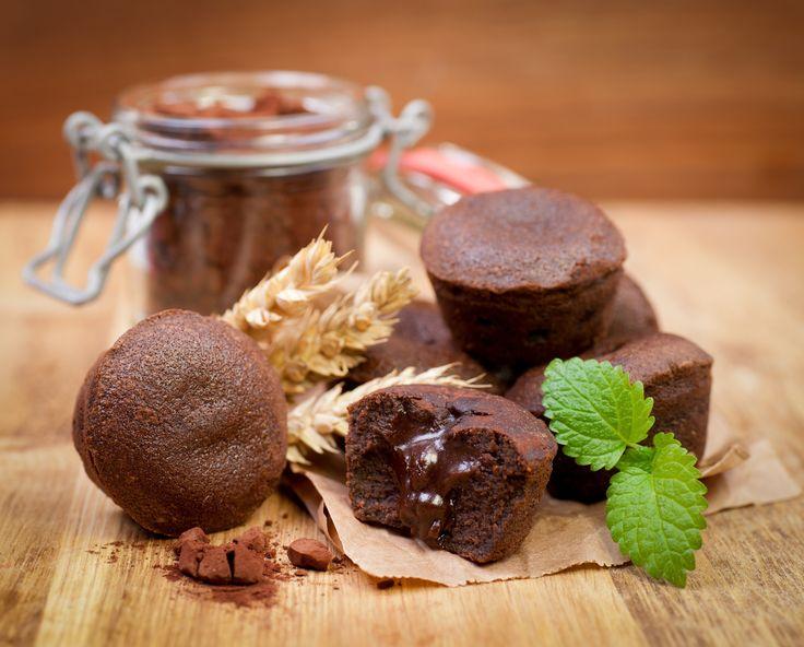 Chocolate Souffle by Akis Petretzikis - Σουφλέ σοκολάτας | Άκης Πετρετζίκης