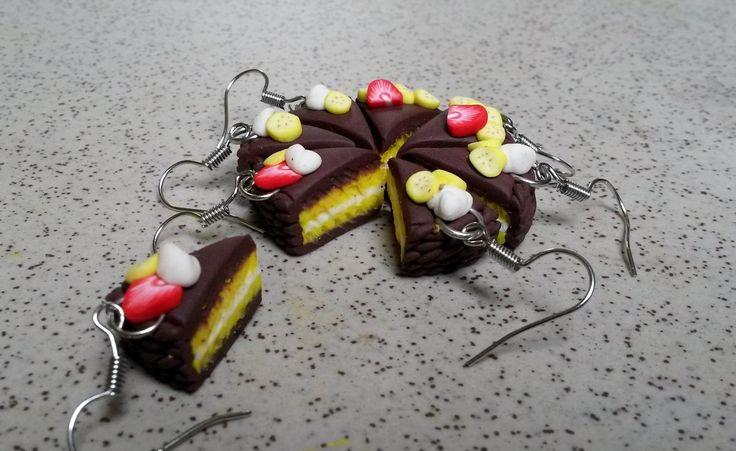 Banana chocolate cake!