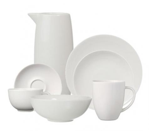 Iittala Arabia 24H plates and bowls.