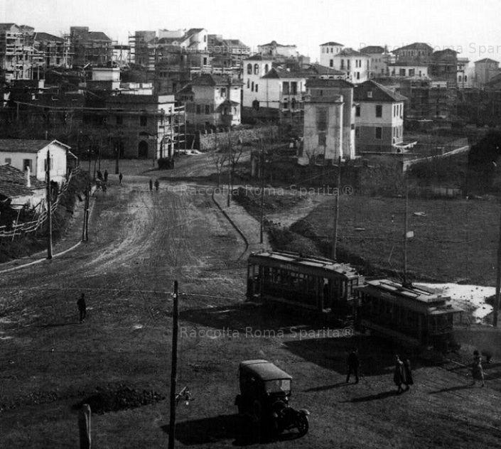 Foto storiche di Roma - Montesacro - Città Giardino Anno: 1923