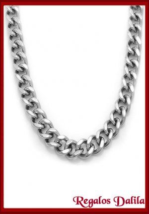 Regalos Dalila | Anillos de plata | Pulseras de plata | Aros de plata | Dijes | Cadenas de plata | Joyas de plata | Joyeria online: Cadena d...