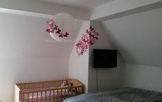 #DIY #Wanddeko 3D Schmetterlinge #Kinderzimmer  #kidsroom #butterfly #Deco #girlsroom #doityourself #basteln #wohnen