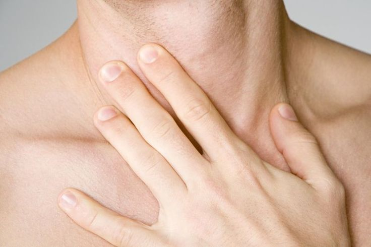 Could That Burning Sensation in Your Throat Be GERD?