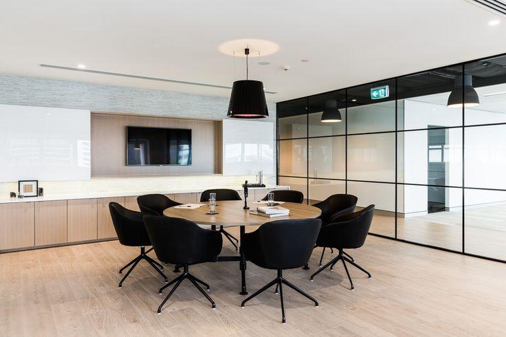 Gallery australian interior design awards level 18 127 for Office design awards