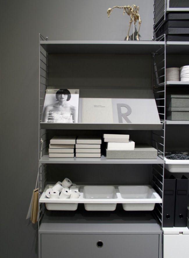 STYLE INSPIRATION: Furniture Fair | Grey shades