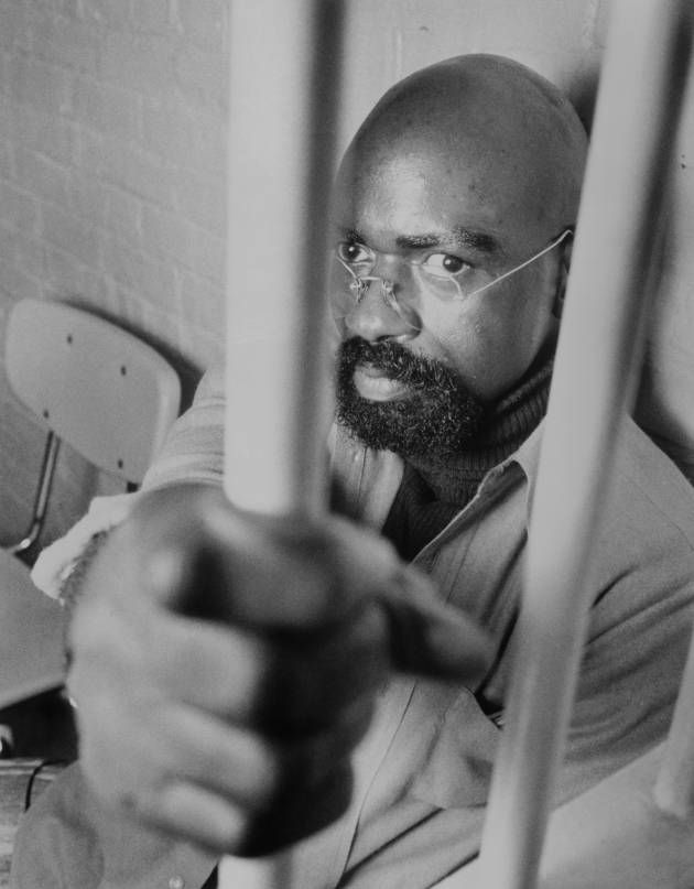 Rubin Carter Photo Gallery: Boxer Rubin 'Hurricane' Carter, was arrested and imprisoned along with John Artis for a bar room murder in 1966. 1966