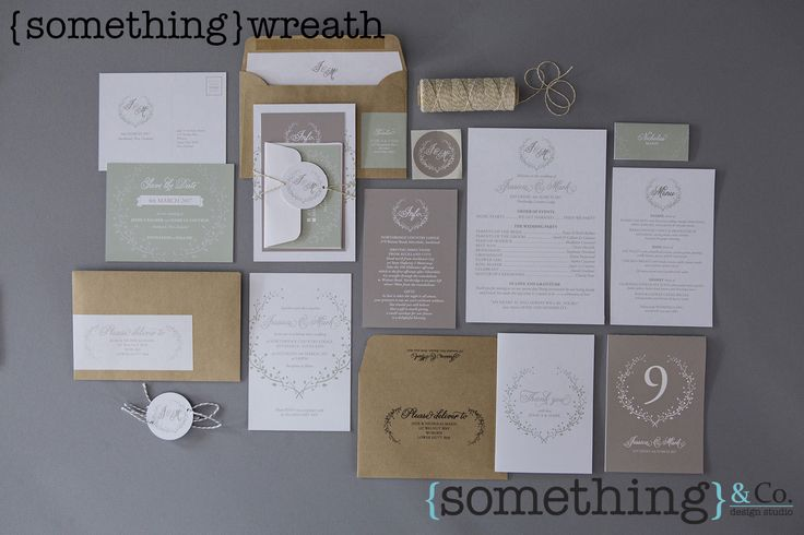 {something} wreath   Boutique Suite   www.somethingand.co.co.nz