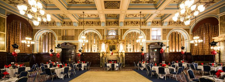 #Leicestershire - Mercure Leicester The Grand Hotel: http://www.venuedirectory.com/venue/675/mercure-leicester-the-grand-hotel - This #venues has a  sweeping Victorian staircase and grand Kings Ballroom that make a romantic setting for your #wedding day. Do business or hold a #conference in one of  the ten #meeting rooms, with onsite parking and East Midlands Airport 26 miles away.