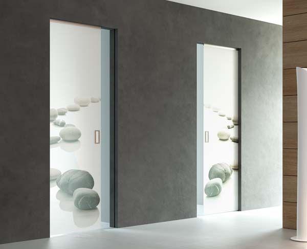 Oltre 25 fantastiche idee su porte del bagno scorrevoli su pinterest porte del bagno armadio - Porte per bagno ...