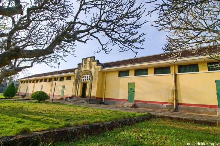 8 must-see places in Dak Lak in the afternoon: BUON MA THUOT PENITENTIARY- AN IMPORTANT HISTORICAL RELIC. Read more: http://en.wanderlusttips.com/2018/01/04/8-must-see-places-in-dak-lak-in-the-afternoon/