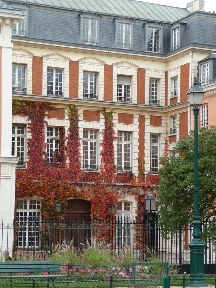 Le Marais  Hotel Duret De Chevry  Private Mansion  8 De La