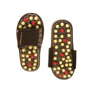 Deluxe Comfort Reflexology Sandals.... I want these<3