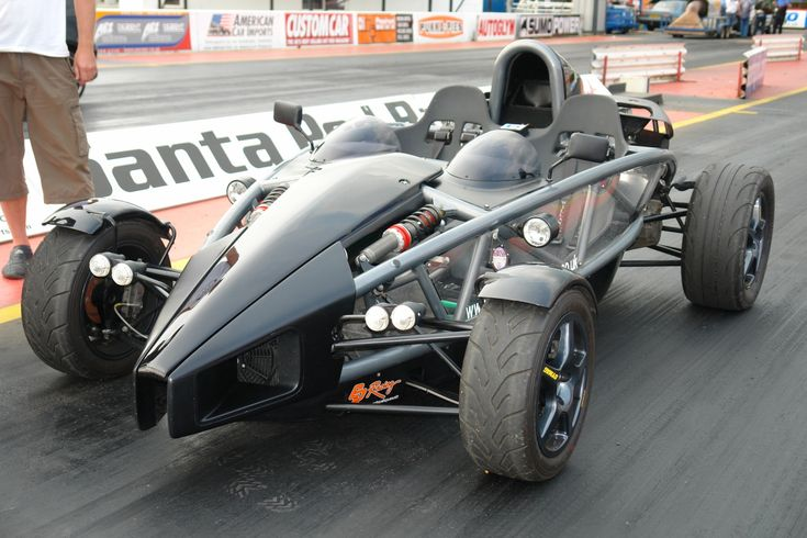 2006 Ariel Atom 450 Custom Turbo runs 10.425 @ 134.680 in the 1/4 mile