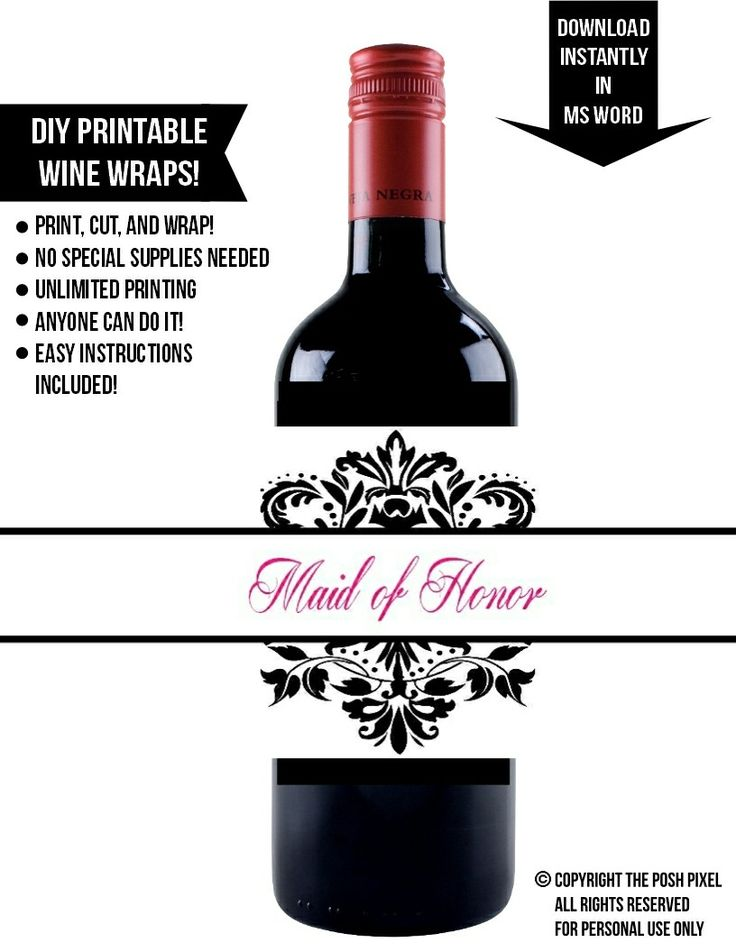 Diy Wine Labels Template Pictures to Pin PinsDaddy – Wine Label Templates