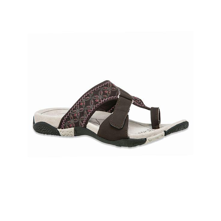 Kamik Mustique Women's Sport Sandals, Size: 9, Brown