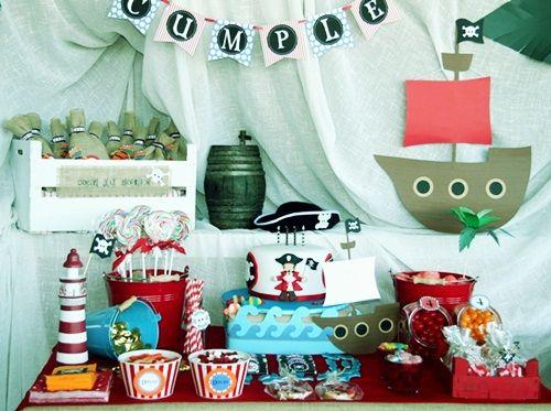 Una decoración simpática y sencilla para una fiesta pirata infantil… La perfecta fiesta pirata debe contar con muchos ingredientes que la hagan diferente a las demás. Hay tantos símbolos de […]