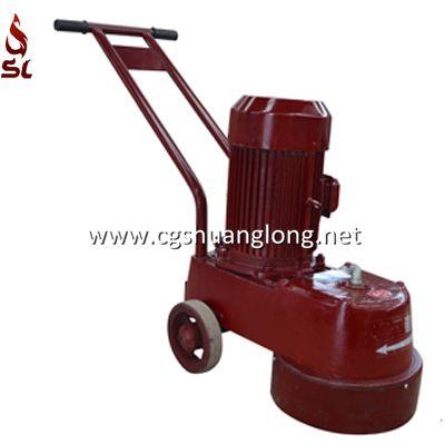MS350 wet concrete floor grinding machine