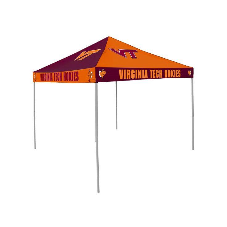 Virginia Tech Hokies Checkerboard Tent, Multicolor