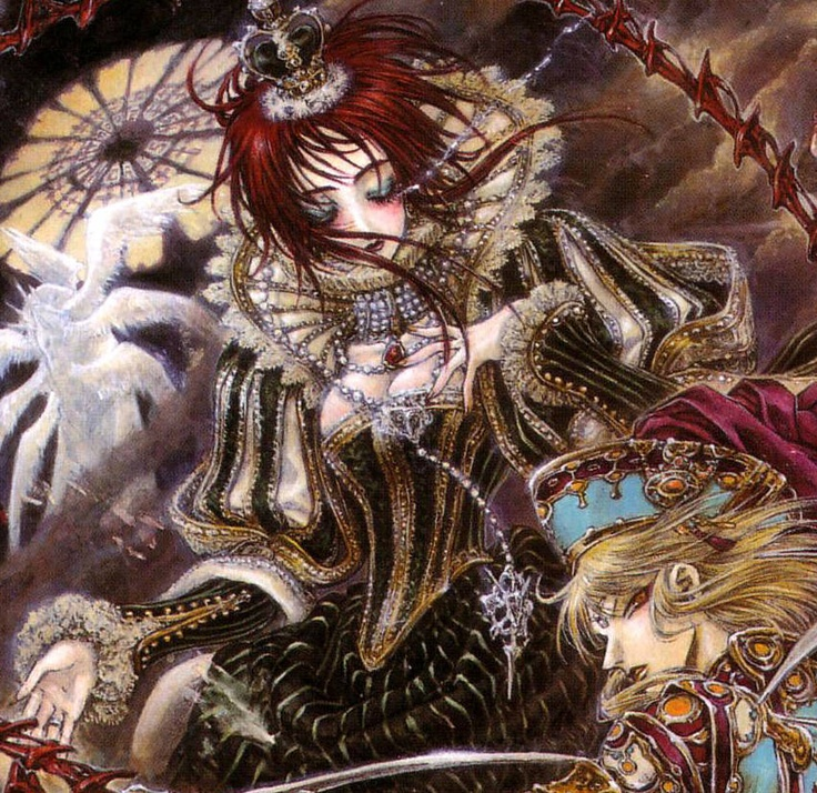 trinity blood esther hentai