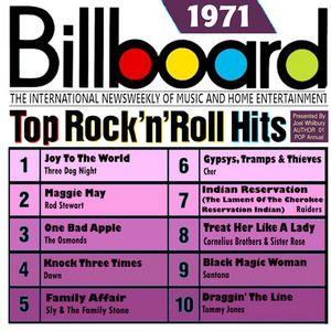 Billboard Top Rock N Roll Hits: 1971
