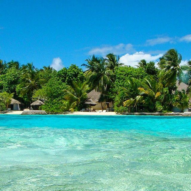 NIka Island in the Maldives. Photo courtesy of brianthio on Instagram