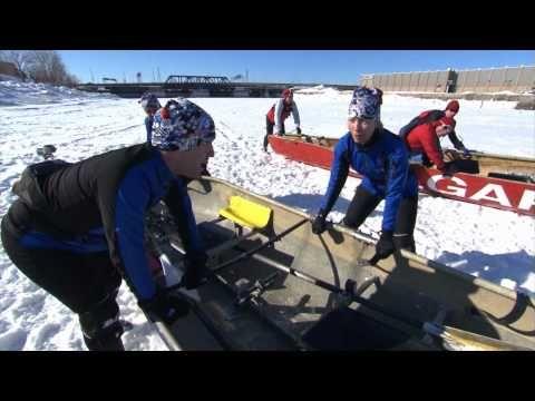 RMR: Rick Goes Ice Canoeing
