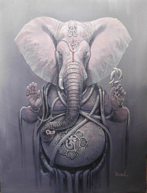 Ganesh, love the style of this one.
