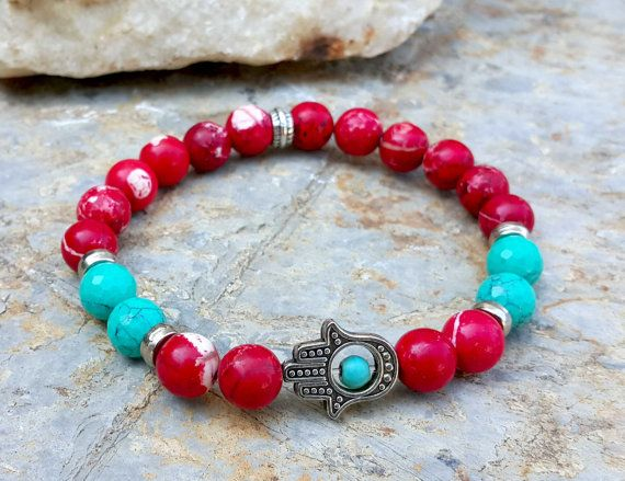 Check out this item in my Etsy shop https://www.etsy.com/uk/listing/454489964/hamsa-hand-bracelet-mens-womens-good