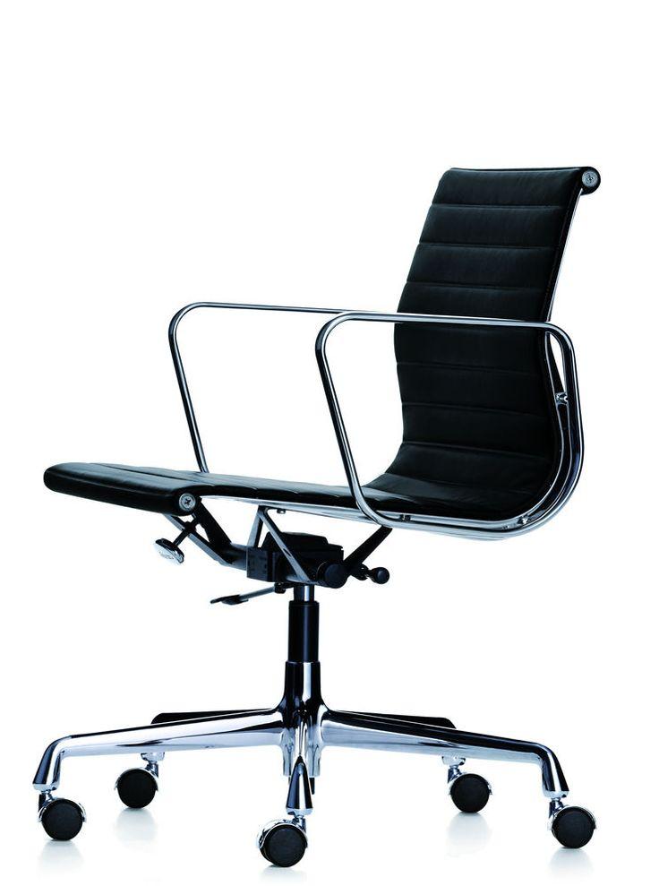 Aluminium Chair EA 117/119, Design: Charles & Ray Eames , 1958 (ab € 2699,00). | Vitra