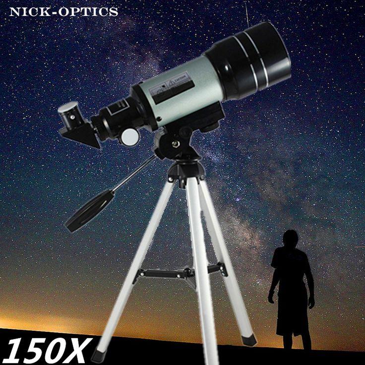 Phoenix Optical Telescope 150x Professional F30070M HD Astronomical Refracting Telescope Astronomic Jumelles Zoom scope Science