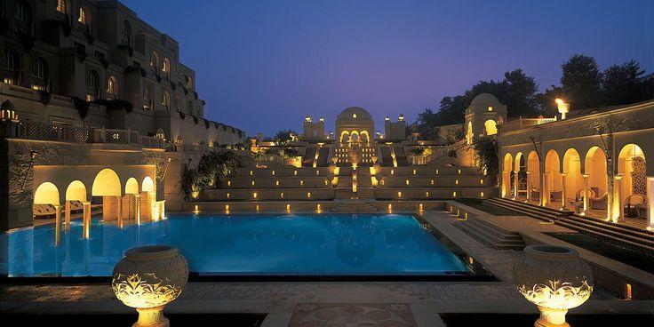Oberoi Amarvilas Antik İmparatorlar ve Anıtlar City Wonder_Hindistan