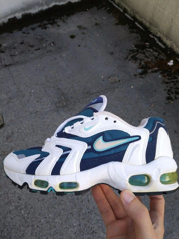 Nike Air Max 96 OG Bluegrass Vintage | Chaussure mode