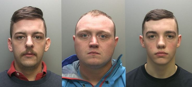 Carlisle men receive banning orders for football violence http://www.cumbriacrack.com/wp-content/uploads/2017/01/Carl-Swan-Stephen-Neaves-and-Luke-Hodgson.jpg Three men from Carlisle have received a three-year football banning order for violence at a Carlisle United football match.    http://www.cumbriacrack.com/2017/01/24/carlisle-men-receive-banning-orders-football-violence/