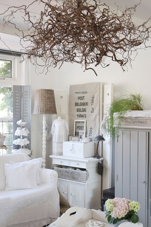 135 best images about binnenkijken bij brocante interieurs on pinterest toilets exterior Shabby chic style interieur