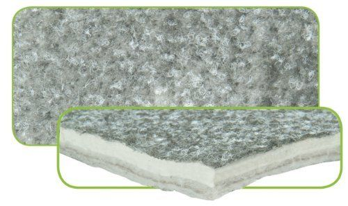 050110 24 X 54  (9 Square Feet) Under Carpet Lite UC Lite is a multi-layered light weight high tech under carpeting composite material offering maximum thermal insulation and a superior noise barrier. Extremely flexible and perfect for trucks, door liners, rear decks, head liners and more.  #DEI #Automotive_Parts_and_Accessories
