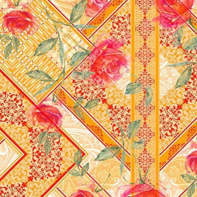 Carpet Patch. My new #pattern on #patternbank #ethnic #bohostyle