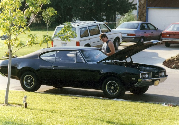 S Muscle Cars That Thing Was A Beast Please Excuse The