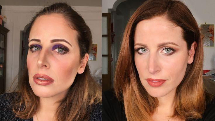 Ciao ragazze! Oggi un video un po' diverso dal solito...si parla di ORRORI...ops...ERRORI di make-up :-) Come sapete può capitare che un trucco non venga pro...