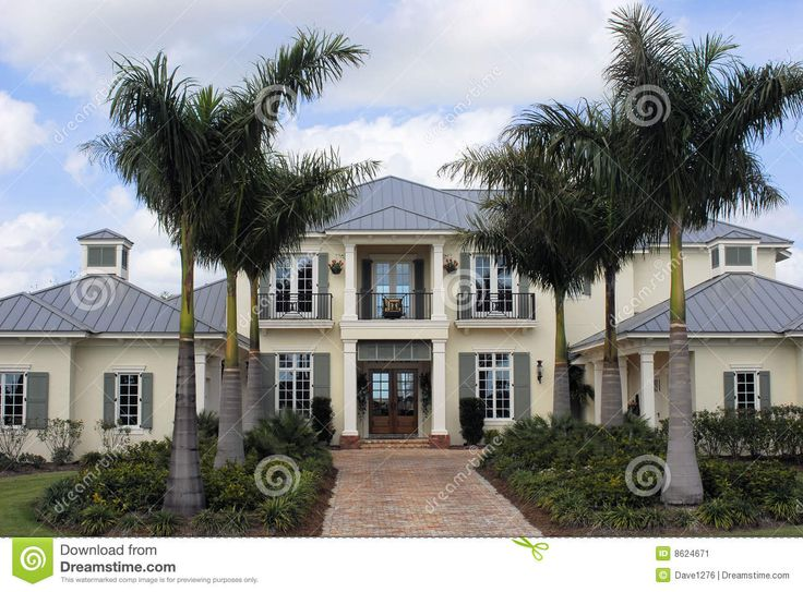 british west indies house plans | West Indies-style luxury home in upscale community.