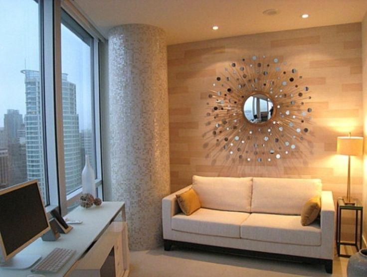 deko wandspiegel wohnzimmer deko wandspiegel wohnzimmer moderne - wohnzimmer modern dekorieren