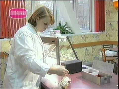 """ВИДЕО РЕЦЕПТ - Как делать шоколадные надписи на торте - """"СЛАДКИЕ ИСТОРИИ"""" с Александром Селезнёвым »"""