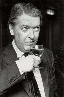"""""""If you can't annoy somebody, there is little point in writing."""" ― Kingsley Amis, Lucky Jim. English novelist and poet Kingsley William Amis died on the 22 October 1995."""
