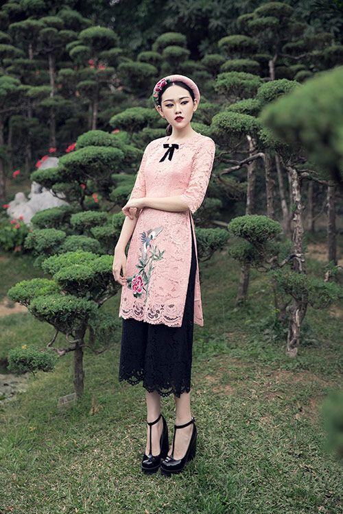 Bị chê tơi tả nhưng Áo dài – váy đụp vẫn được hỏi mua tấp nập - Thời trang - Báo Phụ nữ