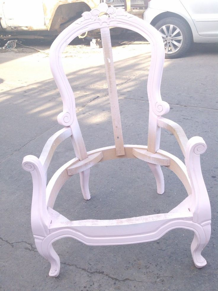 sillones de estilo luis xv colonial tallados a mano