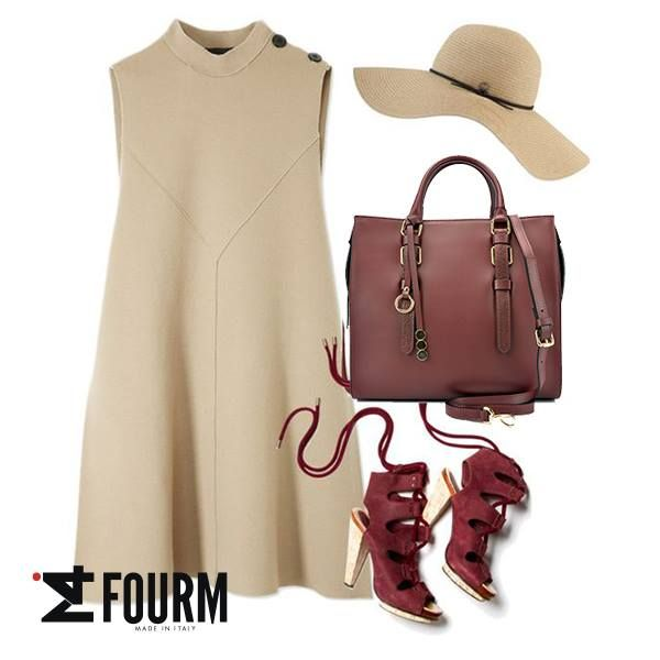 Scopri la nostra borsa a mano con tracolla di pelle bordeaux per te al 30% di sconto... http://www.ifourm.it/vendita/borse-a-mano-e-tracolla-f-230_56.htm