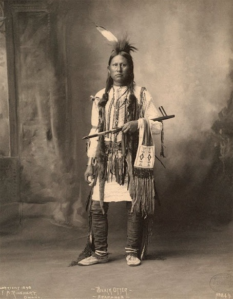 arapaho men Recognized cheyenne and arapaho tribes after the reservation was opened to  people under us protection and killed more than 150 men, women, and children.
